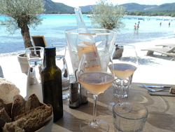 * Notre séjour en Corse - 2016 09 22 - A la plage Santa Giulia de Porto Vecchio