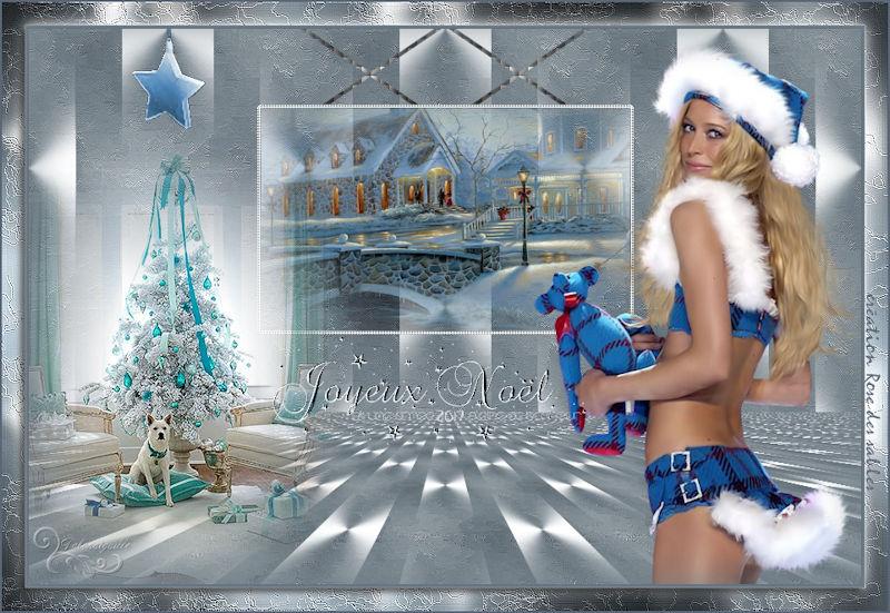 *** Noël chez Pinuccia ***