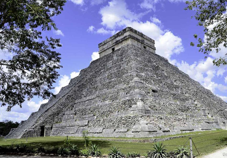mexique chichen itza yucatan