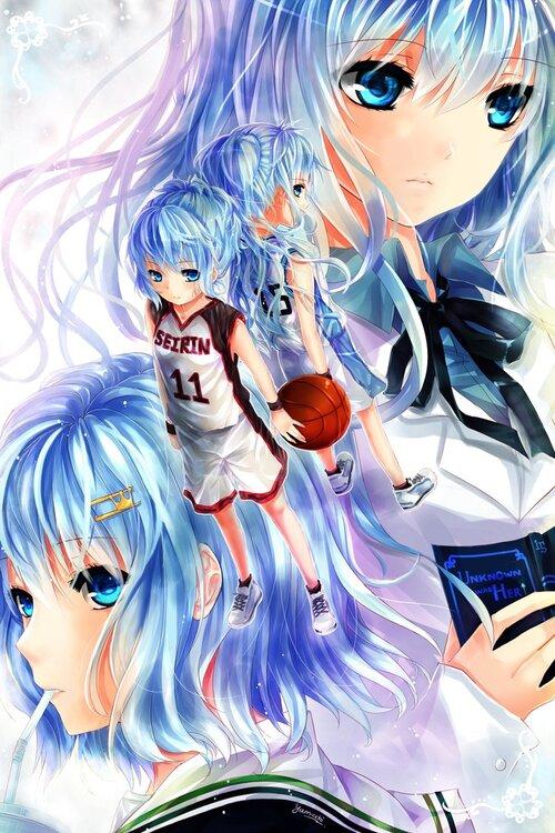 Kuroko no Basket -Tetsuya