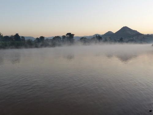 le Nil bleu