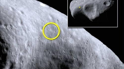 Un astéroïde de 650 mètres