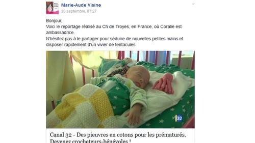 Reportage sur Canal32