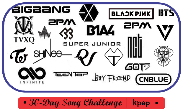 ✎ 30 Day Song Challenge | KPOP