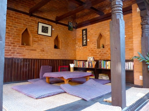 Newa Chen, une guest house pleine de charme