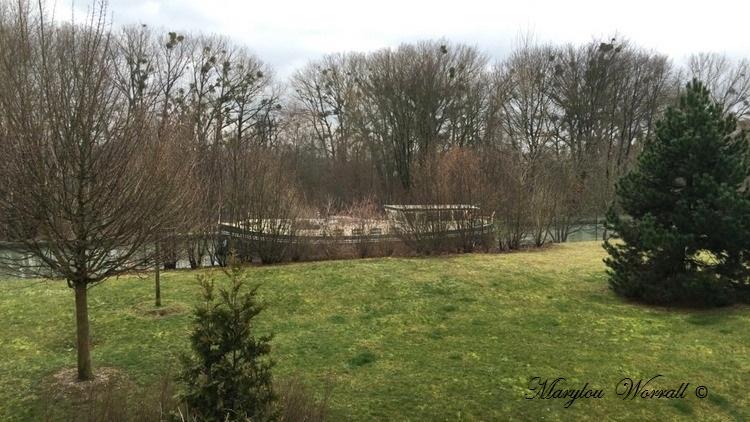 Souffelweyersheim 67 : Au bord du canal