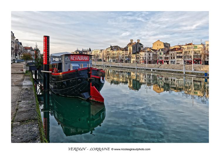 En passant par la Lorraine: La Meuse