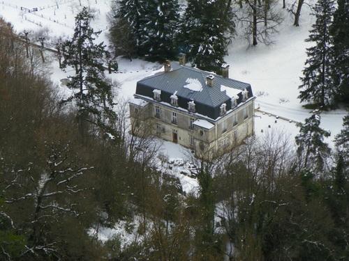 Manouedith et sa passion pour les châteaux
