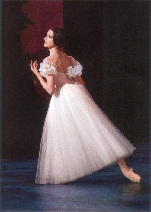 Isabelle Ciaravola dans Giselle