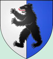 Alsace Haut-Rhin la Route des Vins blason Kientzheim