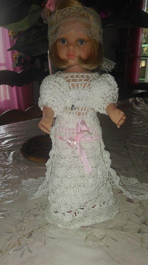 robe de mariee victorienne