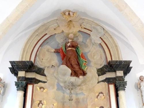 L'église de Faverolles-les-Lucey