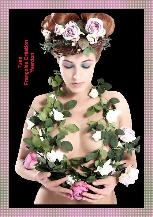 Femmes fleurs (08 à 18)