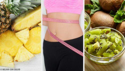 4 jus détox pour perdre du poids