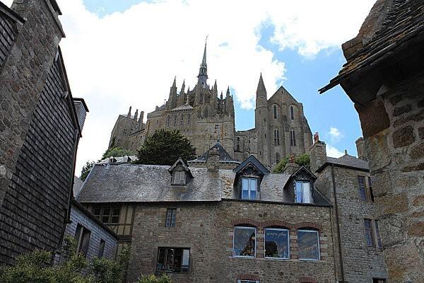 Mont Saint-Michel9