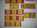 Projet les prénoms dans différents alphabets