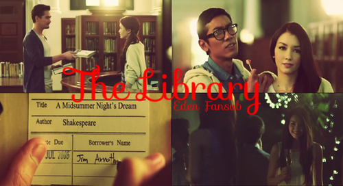 Sortie → The Library!