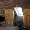 isolation en laine de verre de 200 + 100 dans combles aménagés mikit (3)