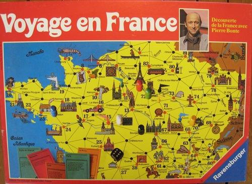 Voyage en France 1983