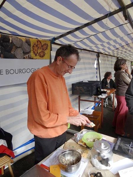 La fête de la pomme 2013 a eu lieu à Laignes !