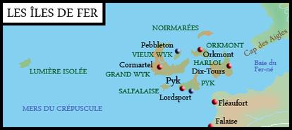 """Résultat de recherche d'images pour """"game of thrones les îles de fer"""""""