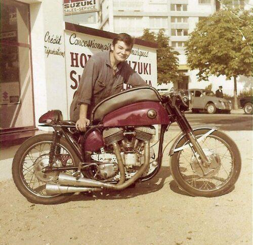 La Moto Rouge : suite et fin (peut-être ?)