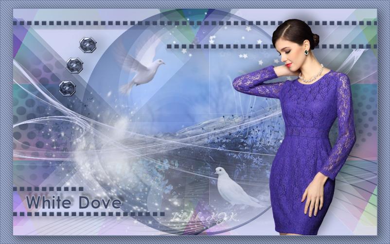 31. White Dove