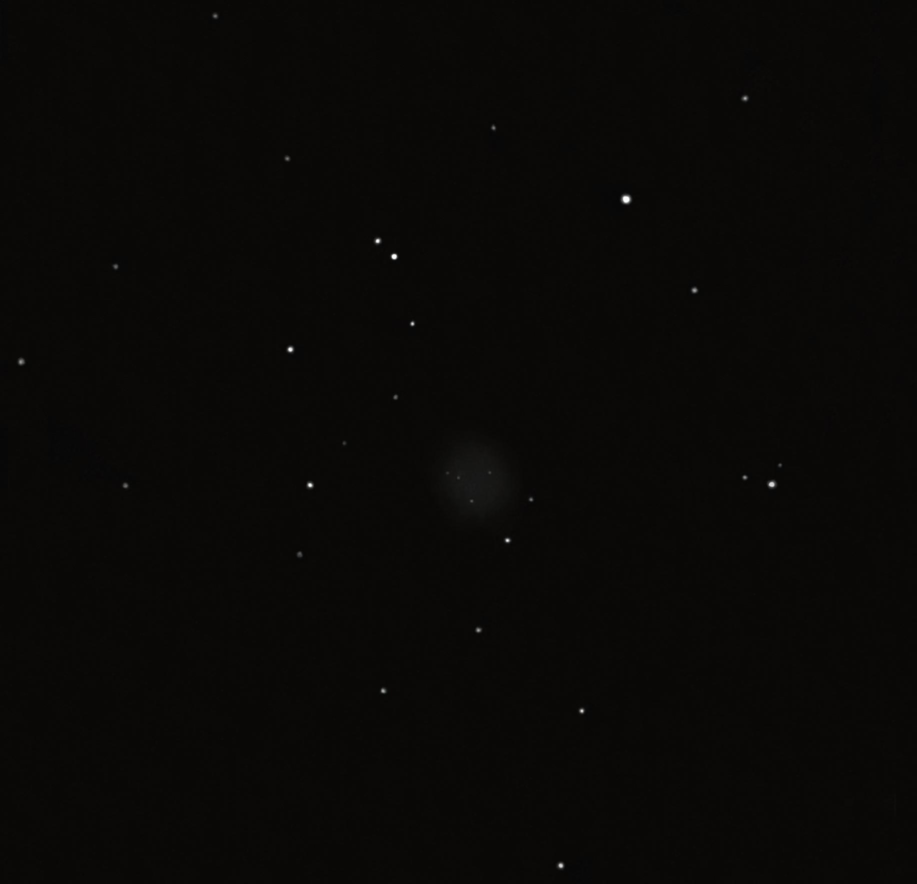 palomar 11 globular cluster