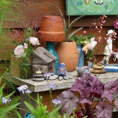 Le Petit Jardin de St Fiacre...