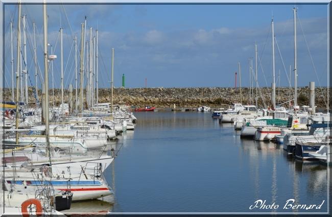 Le Port du Douhet