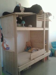 Le lit de mon fils lenny