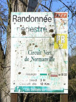 Le circuit de Normanville