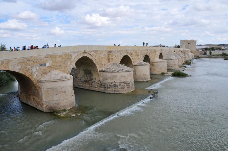 Cordoue, Pont romain sur le Guadalquivir