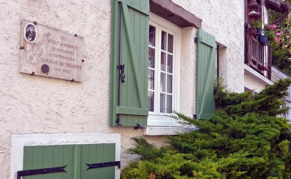 Les bords de Seine et le Musée Stéphane Mallarmé