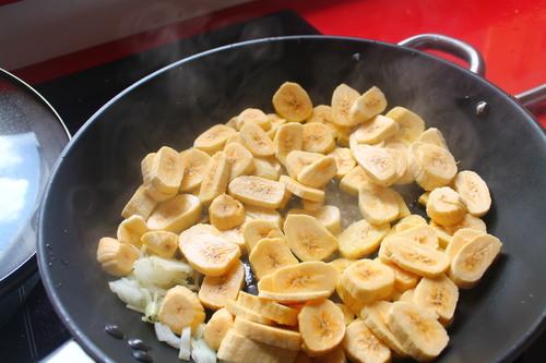 gratin de bananes jaune légume
