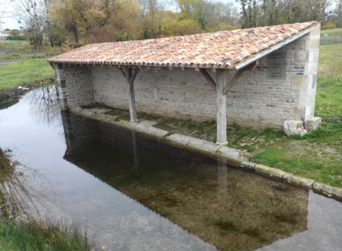 Charente-Maritime -  Asnières-la-Giraud