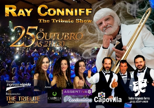 CONNIFF, Ray - Aquarela do Brasil  (Orchestres Pop)