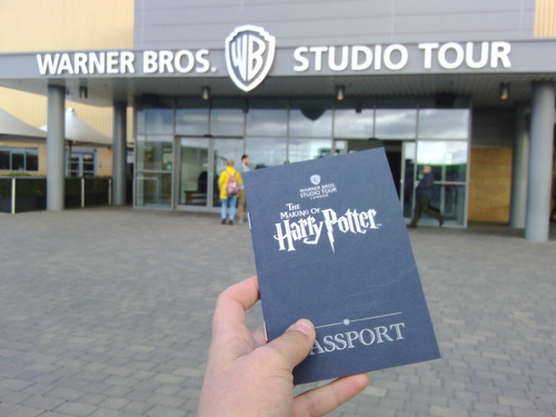 Un Week-End Aux Studios Harry Potter !