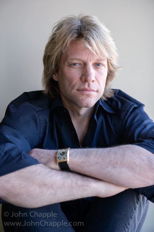 jon bon jovi portrait shoot 13 sept 2012