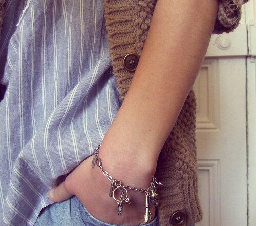 Le bracelet grigri
