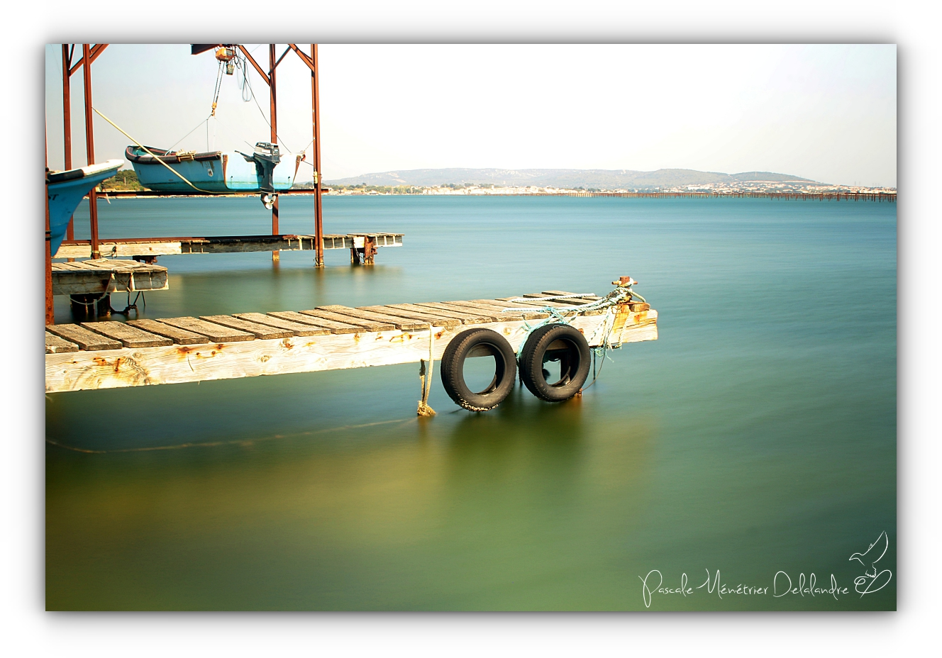 """30"""" de pause au Port Conchylicole"""