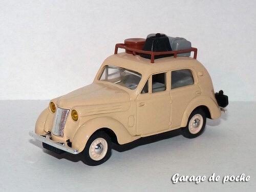 Renault Juvaquatre berline