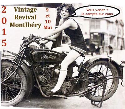 Vintage Revival à Montlhéry : c'est pour bientôt !