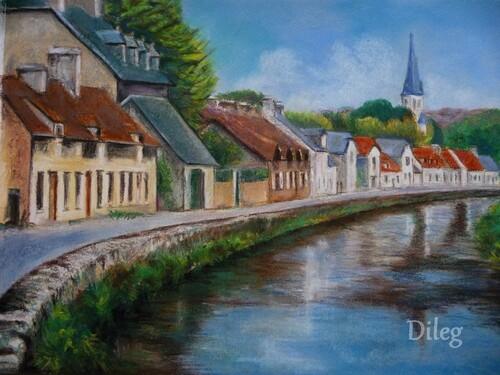 Village de Le Vast