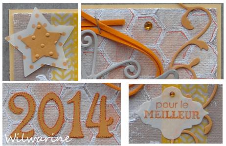 Déco calendrier 2014