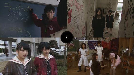 Sortie de l'épisode 2 de Majisuka Gakuen ♪