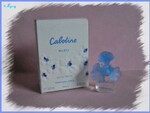 CABOTINE bleue
