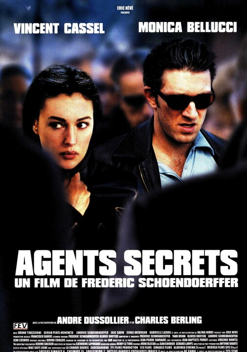 AGENTS SECRETS BOX OFFICE FRANCE 2004