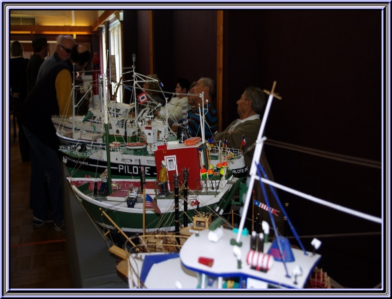 Expo modélisme à Marennes (17) le dimanche 25 mars 2012                1/2