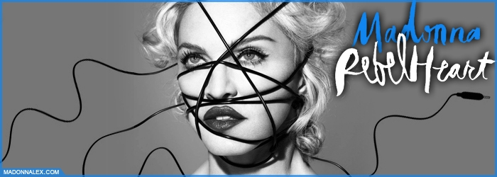 Madonna Rebel Heart Album 2015